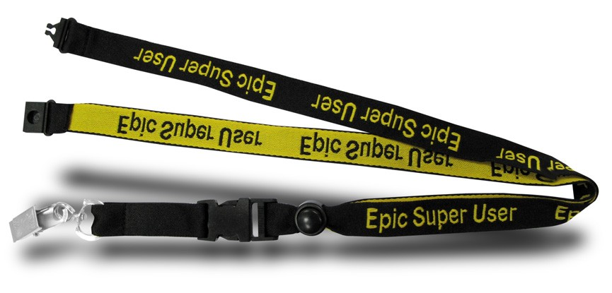 "5/8"" Imprinted Eco-Friendly Lanyards"