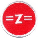 """2"""" Embroidered Patch (50%)"""